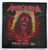 Airbourne - 'Breakin' Outta Hell' Woven Patch